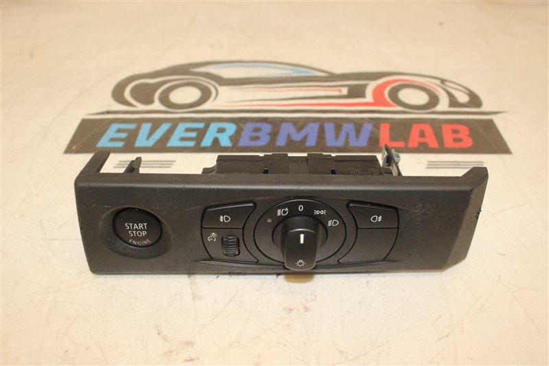 Блок управления светом Bmw 5 Series 525I E61 N52B25A 12/2005