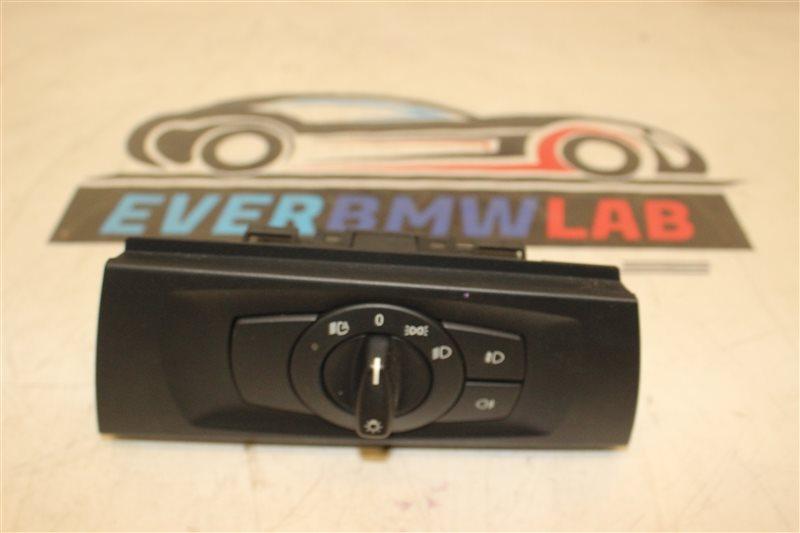 Блок управления светом Bmw 3-Series 320I E 90 N46B20B 07 2007