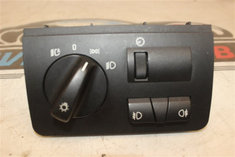 Блок управления светом Bmw X5 E53 SAV 306S3 М54B30 03/2003