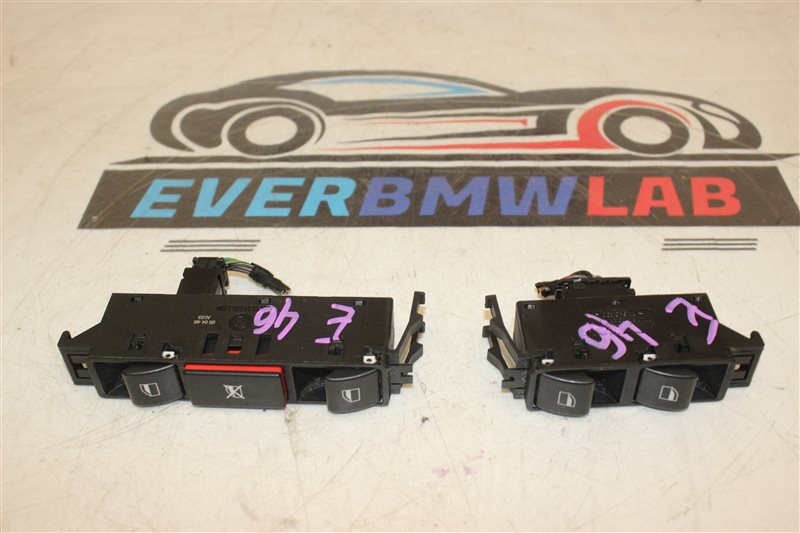 Блок управления стеклоподъемниками Bmw 3-Series 320I E46 226S1 M54B22 03/2004