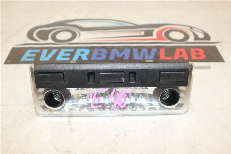 Плафон Bmw 3-Series 320I E46 226S1 M54B22 10 2003