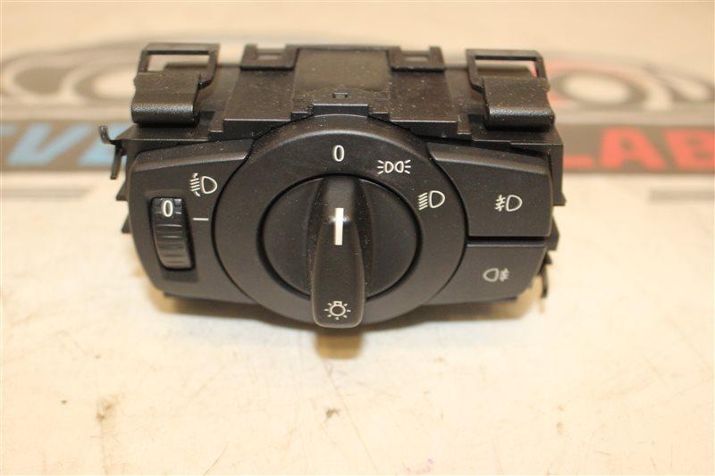 Блок управления светом Bmw 1 Series E87N N45B16A 03 2007