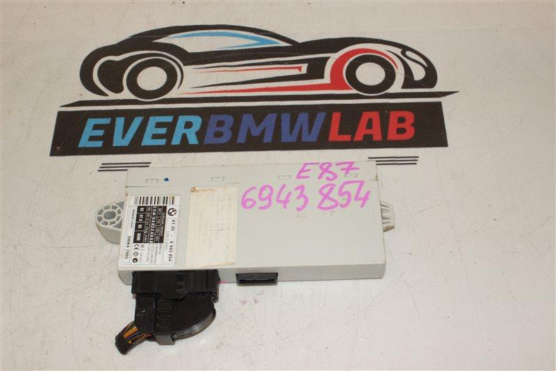 Блок управления Bmw 1 Series E87 N46B20B 06/2006