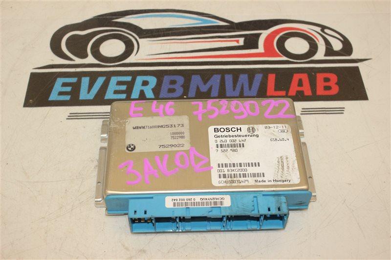 Блок управления Bmw 3-Series 320I E46 226S1 M54B22 10|2003