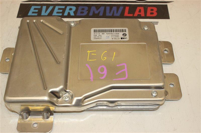 Блок управления рулевой рейкой Bmw 5 Series 525I E61 N52B25A 12/2005