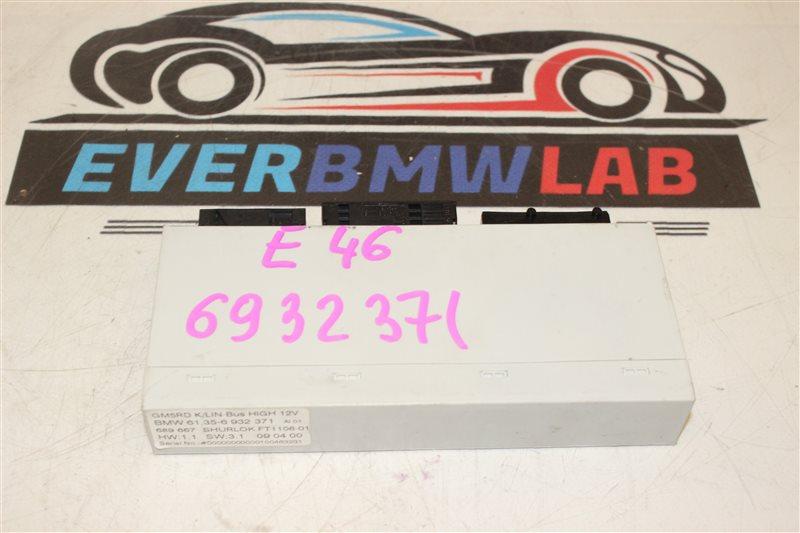 Блок комфорта Bmw 3-Series 320I E46 226S1 M54B22 03/2004