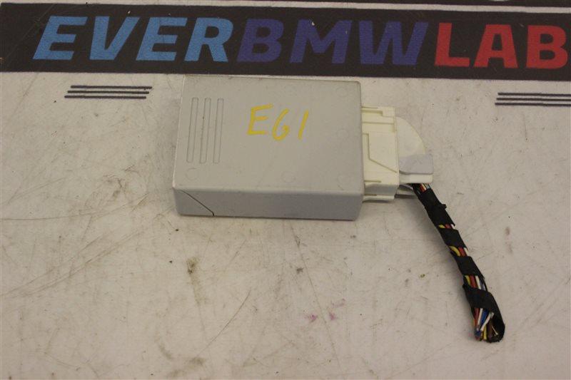 Блок управления пневмо подвеской Bmw 5 Series 525I E61 N52B25A 12/2005