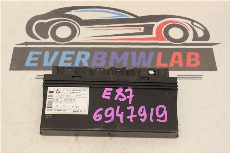 Кузовной модуль Bmw 1 Series E87N N45B16A 03|2007