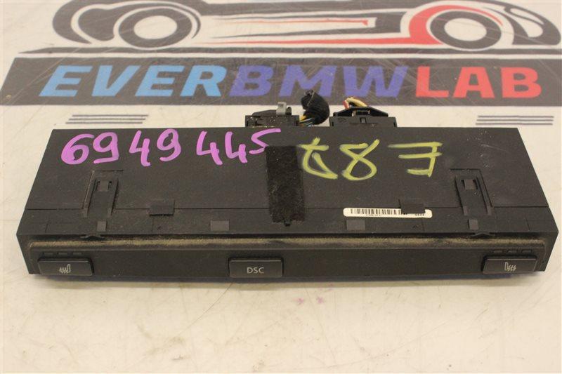 Подогрев сидений Bmw 5 Series 525I E61 N52B25A 12/2005