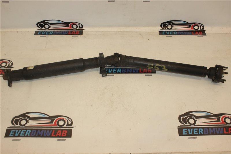 Карданный вал Bmw X5 E53 SAV 306S3 М54B30 03/2003