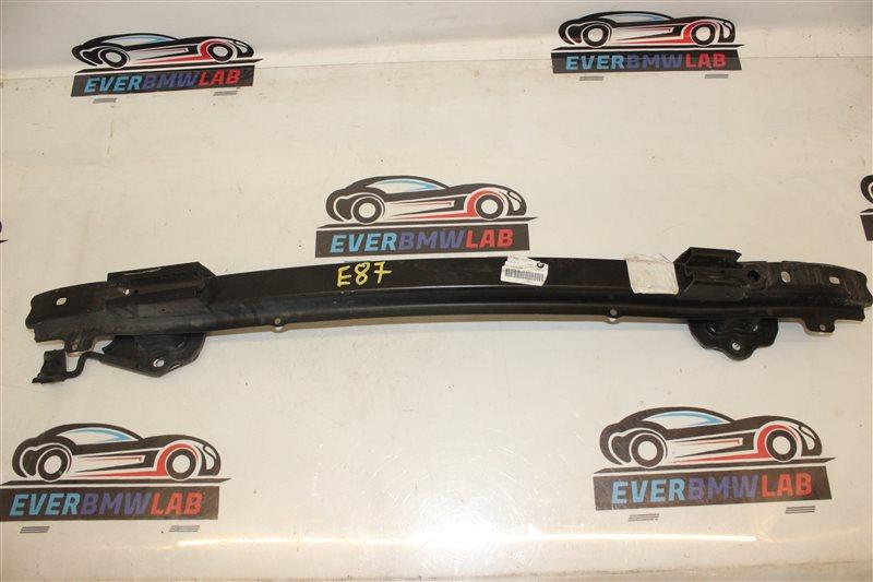 Усилитель бампера Bmw 1 Series E87 N46B20B 06/2006 задний