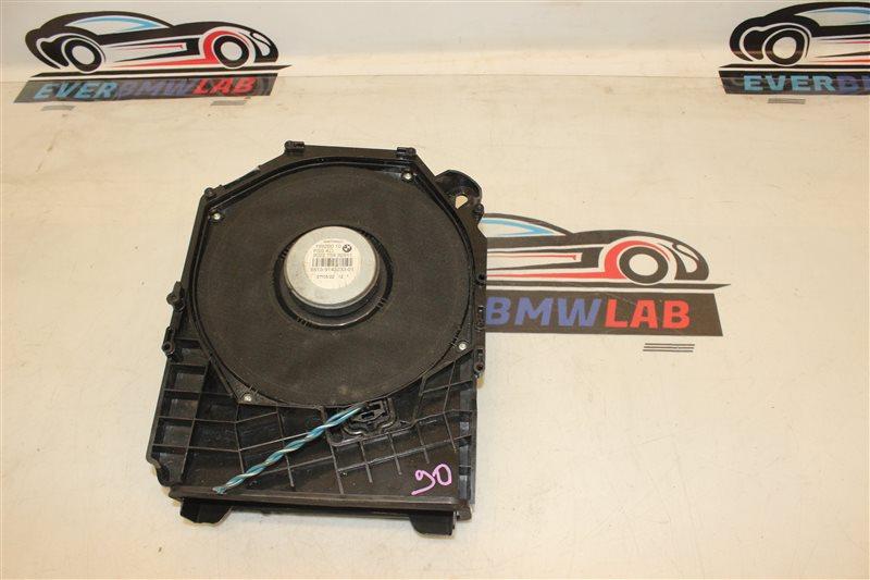 Динамик Bmw 3-Series 320I E 90 N46B20B 07|2007 нижний