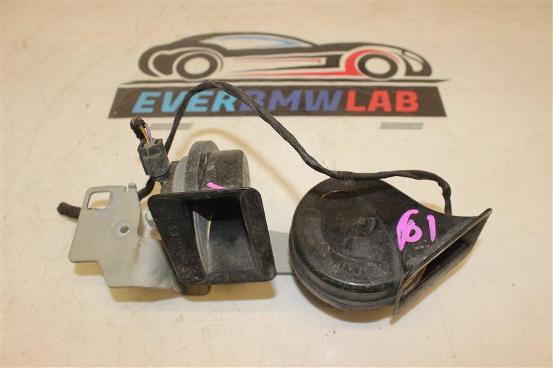 Сигнал звуковой Bmw 5 Series 525I E61 N52B25A 12/2005
