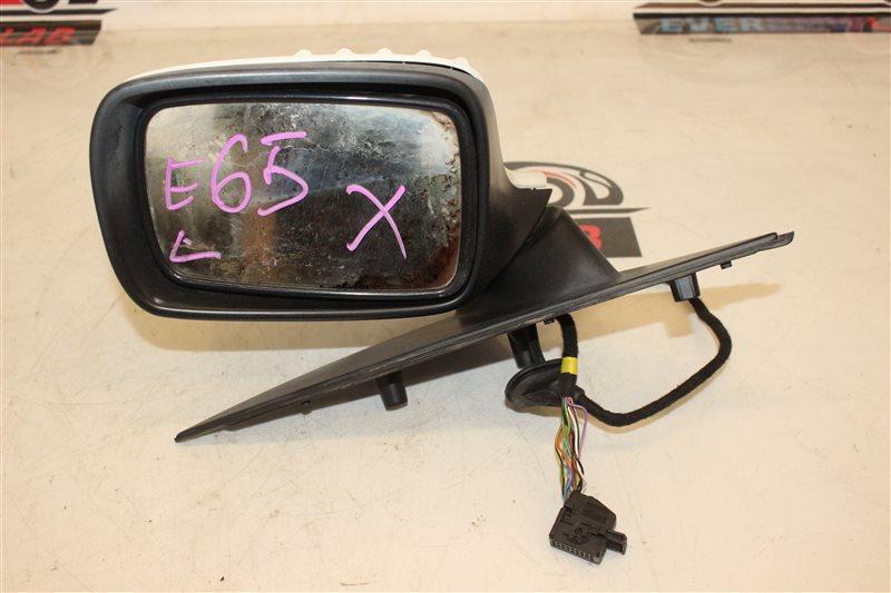 Зеркало Bmw 7 Series 745I E65 N62B44A. 12/2002