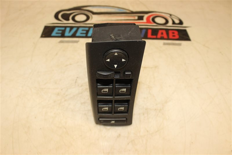 Блок управления стеклоподъемниками Bmw X5 E53 SAV 306S3 М54B30 03/2003 передний правый