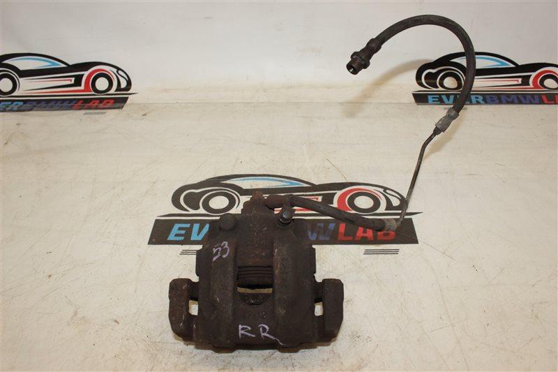 Суппорт Bmw X5 E53 SAV 306S3 М54B30 03/2003 задний правый