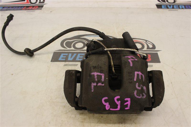 Суппорт Bmw X5 E53 SAV 306S3 М54B30 03/2003 передний левый