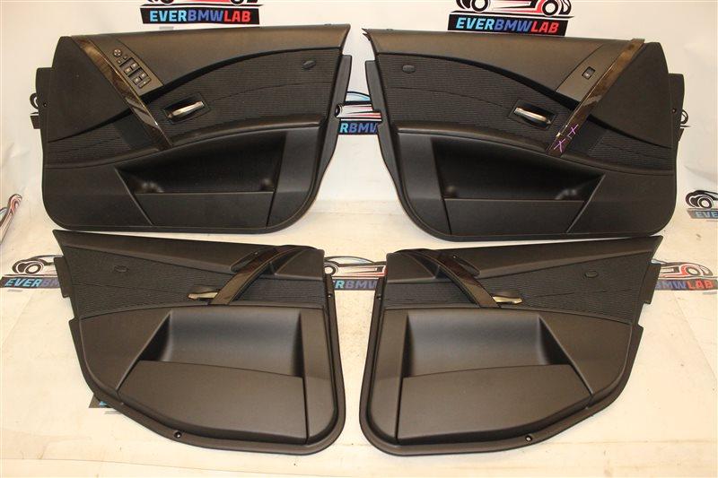 Обшивка двери Bmw 5 Series 525I E61 N52B25A 12/2005