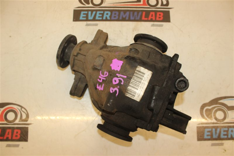 Редуктор Bmw 3-Series 320I E46 226S1 M54B22 10 2003 задний