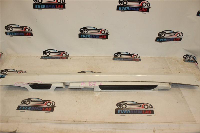 Обвес пластиковый Bmw 1 Series E87N N45B16A 03|2007 левый