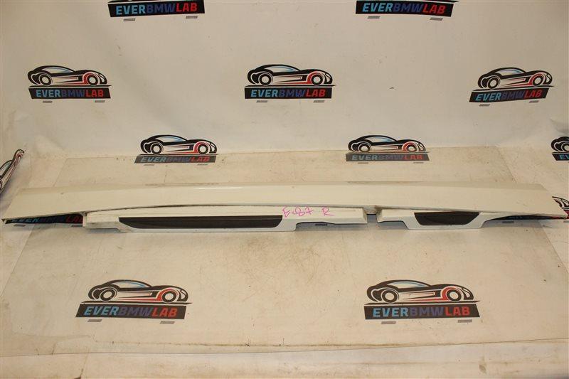 Обвес пластиковый Bmw 1 Series E87N N45B16A 03|2007 правый