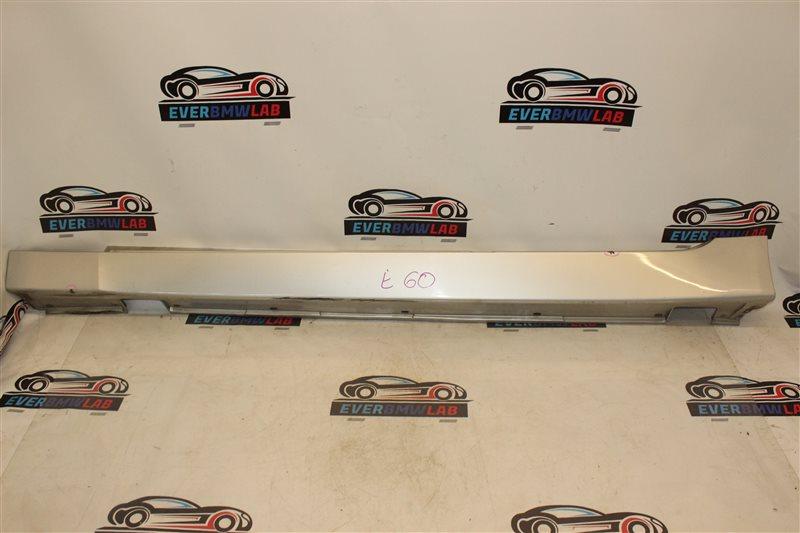 Обвес пластиковый Bmw 5 Series 525I E60 256S5 03/2004