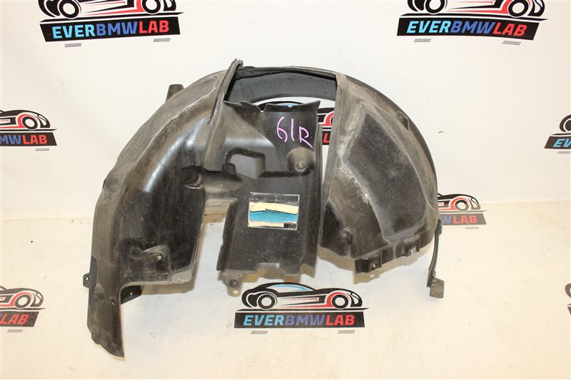 Подкрылок Bmw 5 Series 525I E61 N52B25A 12/2005 передний правый