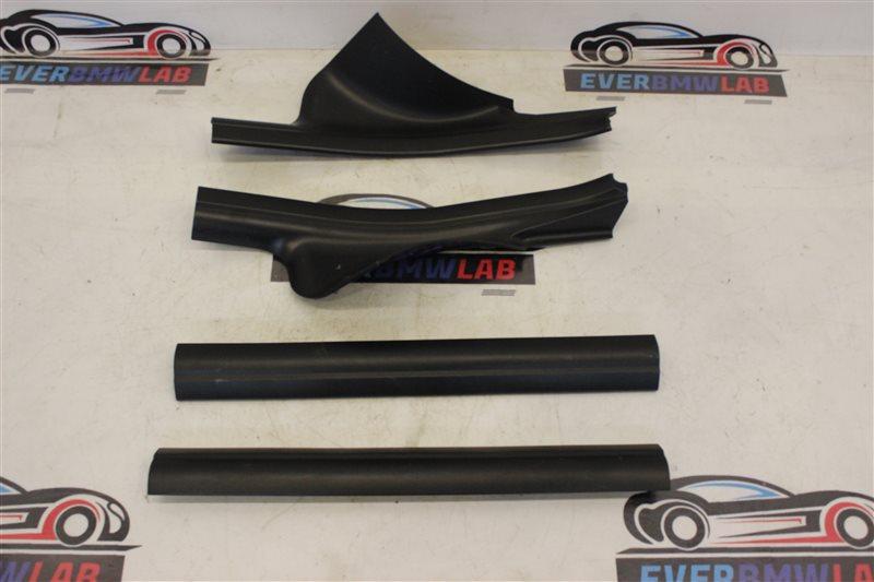 Комплект накладок Bmw 5 Series 525I E61 N52B25A 12/2005