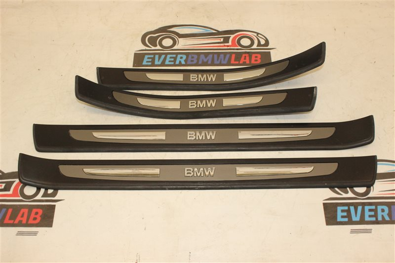 Комплект накладок Bmw 7 Series 745I E65 N62B44A. 12/2002