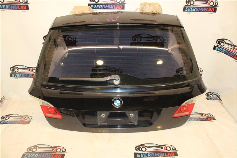 Дверь багажника Bmw 5 Series 525I E61 N52B25A 12/2005