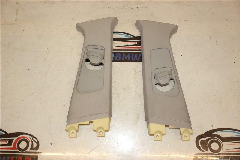 Накладка на стойку кузова Bmw 3-Series 320I E46 226S1 M54B22 03/2004 верхняя