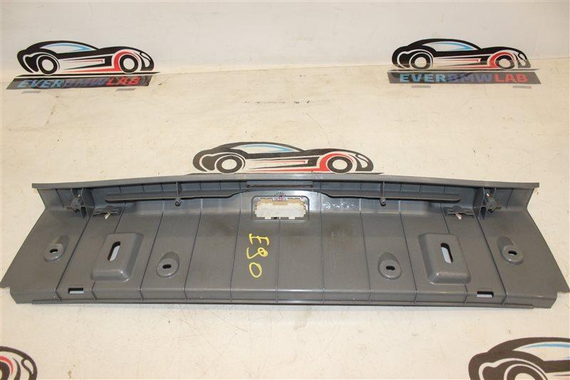 Пластик багажника Bmw 3-Series 320I E 90 N46B20B 07 2007