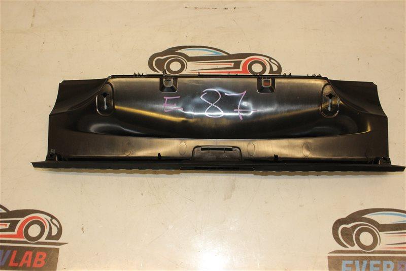 Пластик багажника Bmw 1 Series E87N N45B16A 03|2007