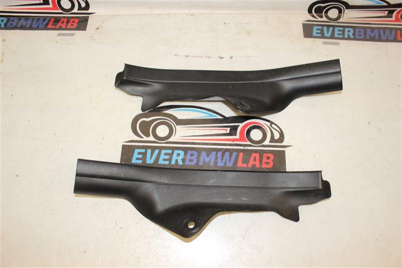 Комплект накладок Bmw 1 Series E87 N46B20B 06/2006 задний