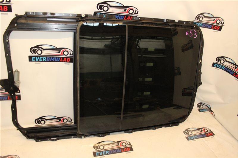 Люк Bmw 5 Series 525I E61 N52B25A 12/2005