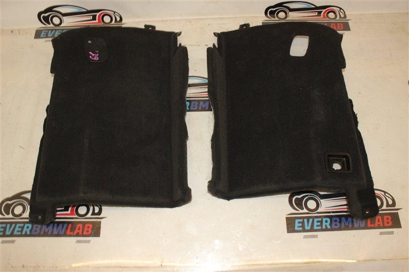Обшивка багажника Bmw 5 Series 525I E61 N52B25A 12/2005