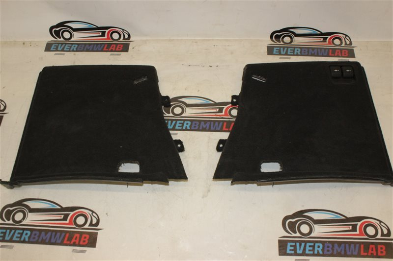Обшивка багажника Bmw X5 E53 SAV 306S3 М54B30 03/2003