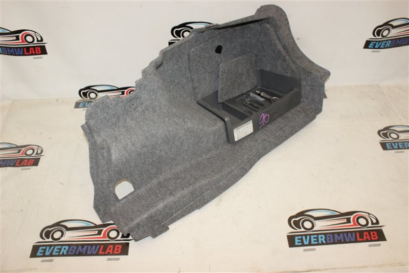 Обшивка багажника Bmw 3-Series 320I E 90 N46B20B 07|2007