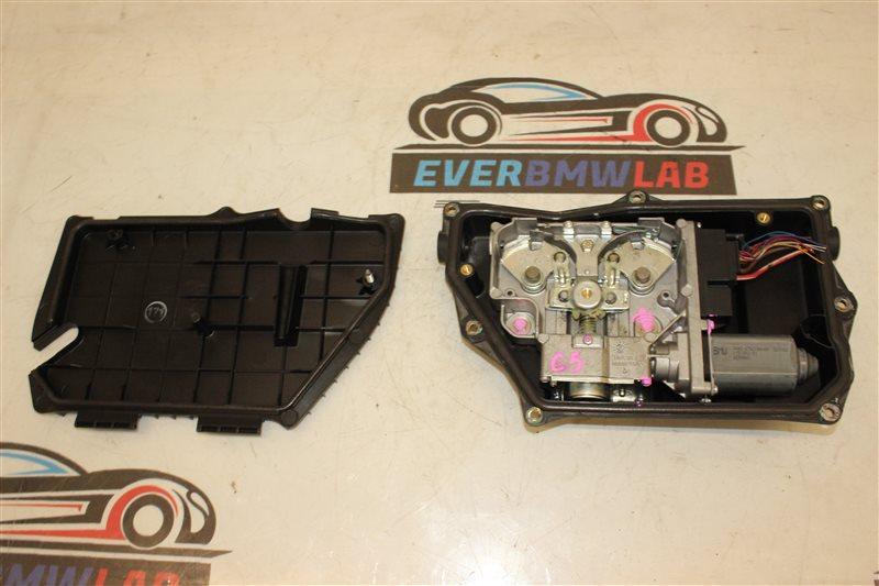 Механизм стояночного тормоза Bmw 7 Series 745I E65 N62B44A. 12/2002