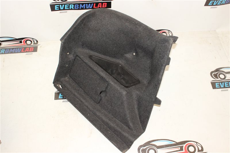 Обшивка багажника Bmw 5 Series 525I E60 256S5 03/2004