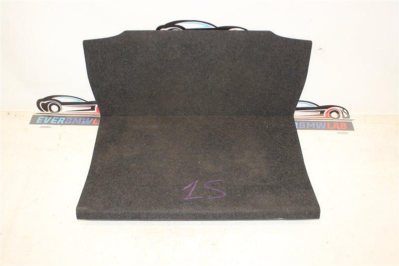 Пол багажника Bmw 1 Series E87 N46B20B 06/2006