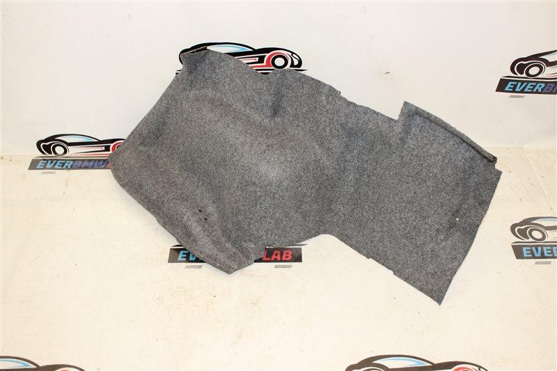 Обшивка багажника Bmw 3-Series 320I E46 226S1 M54B22 03/2004 задняя