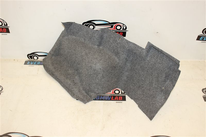 Обшивка багажника Bmw 3-Series 320I E46 226S1 M54B22 10|2003