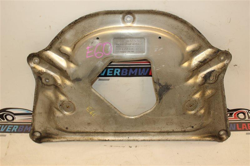 Защита двигателя Bmw 5 Series 525I E61 N52B25A 12/2005