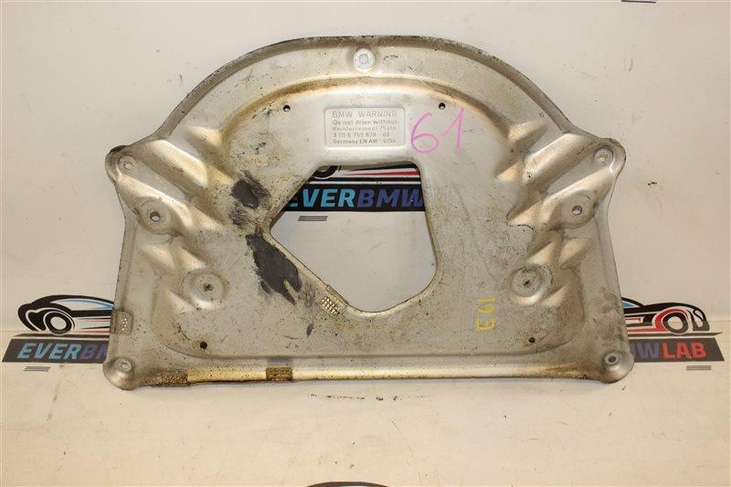 Защита двигателя Bmw 5 Series 525I E60 256S5 03/2004