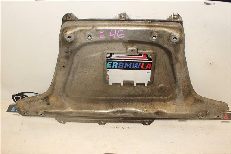 Защита двигателя Bmw 3-Series 320I E46 226S1 M54B22 03/2004