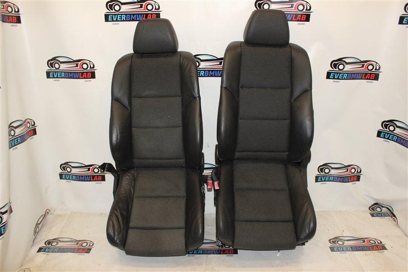 Комплект сидений Bmw 5 Series 525I E61 N52B25A 12/2005