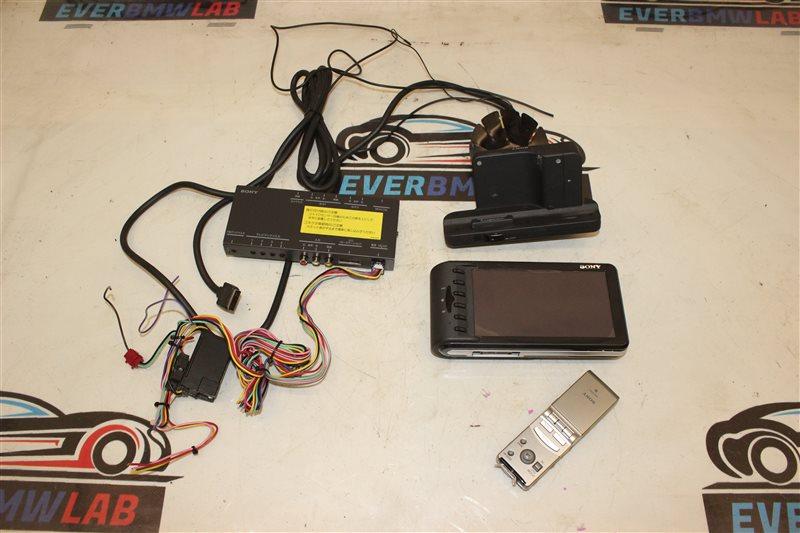Система навигации Bmw 3-Series 320I E46 226S1 M54B22 03/2004