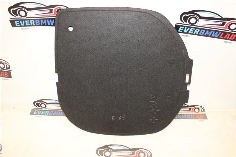 Пол багажника Bmw 7 Series 745I E65 N62B44A. 12/2002