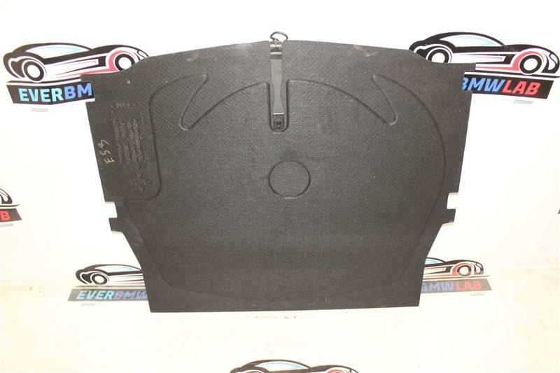 Пол багажника Bmw X5 E53 SAV 306S3 М54B30 03/2003